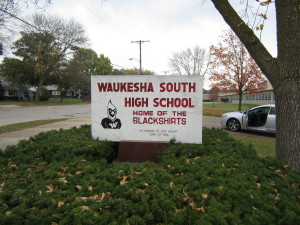 Waukesha South High School on www.ricknovy.com