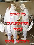 Come to Slaughter, Pig! - MOBI For Kindle