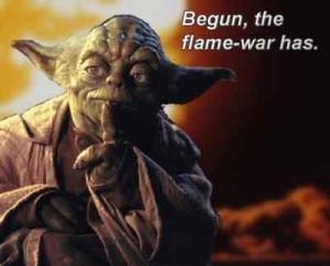 Great Science Fiction Civil War on www.ricknovy.com